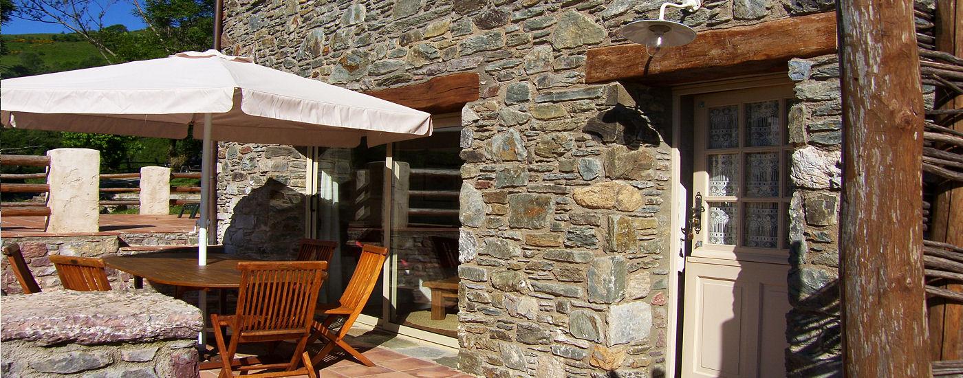 Gîte Rural Coume del Tec - La Costa de Dalt - Prats de Mollo la Preste - Gîtes de France Pyrénées Orientales